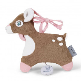 Sterntaler Plush musical toy 15cm Deer