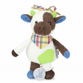 Sterntaler Plush musical toy 18cm Cow