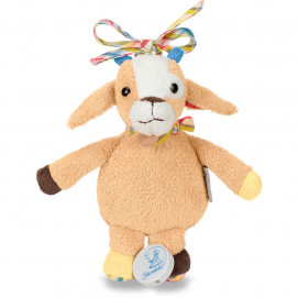 Sterntaler Plush musical toy 15cm Goat