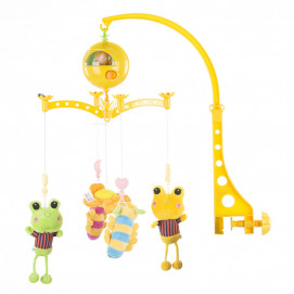 Chipolino Musical mobile for bed Spring time