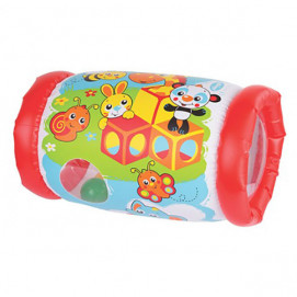 Playgro Inflatable toy Roller red 6 months+ PG.0160