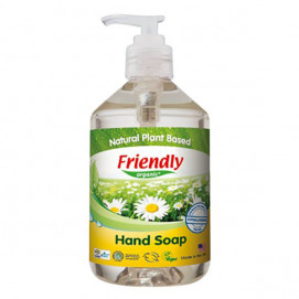 Friendly Organic Natural hand soap 500 ml FR-00379