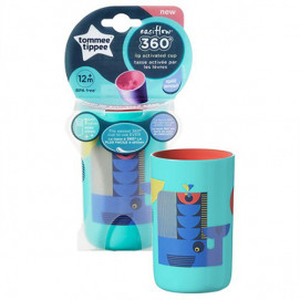 Tommee Tippee An indispensable transition glass 360° 250ml. whale boy