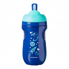 Tommee Tippee Active Straw Cup 12m+ blue