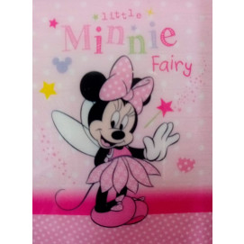 Alma Baby soft blanket 75x100sm. Minnie Mouse