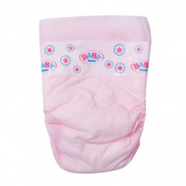 BABY born Diapers doll 5 pcs