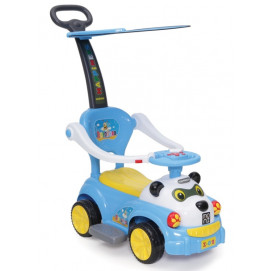 Moni Children's car riding Panda blue