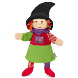 Sterntaler Hand puppet Theater Doll Witch