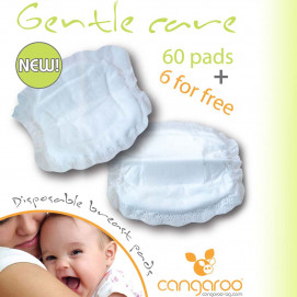 Cangaroo Nursing pads Gentle Care