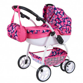 Moni Doll stroller POLLY Pink