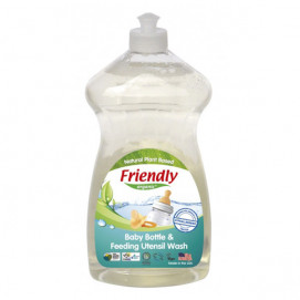 Friendly Organic Preparation for hand washing baby bottles and 739 ml FR-00225