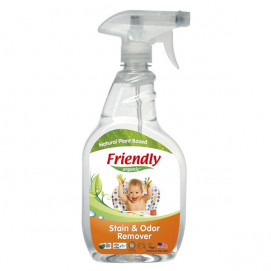 Friendly Organic Preparation for removing stains and odor 650 ml FR-00256