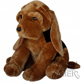 Aмек Toys Fluffy Puppy 65 cm. brown