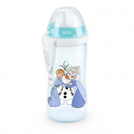 Nuk KIDDY Cup bottle 300ml with hard tip 12m + Frozen