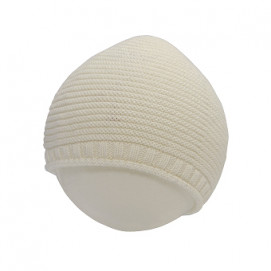 Maximo Knitted hat ecru