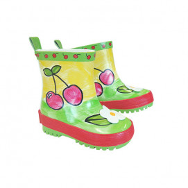 Maximo Rubber boots Cherries