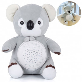 Chipolino Soothing plush toy with projector and music Koala