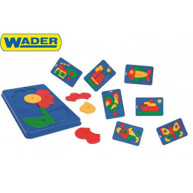 Wader Educational puzzle