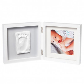 Baby Art My Baby Style White Frame with gray
