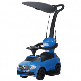 Chipolino Ride on car with handle Mercedes GLE 63 Blue