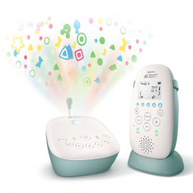 Philips Avent DECT Baby Monitor SCD731/52