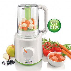 Philips Avent Combined cooker and blender food