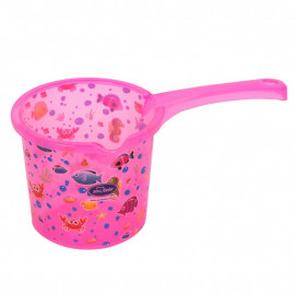 Sevi bebe Watering can Sea animals Pink