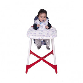 Sevi bebe Disposable bib with sleeves and chair protector for feeding - 5 pcs.