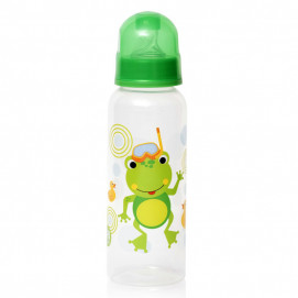 Baby Care Baby bottle 250 ml Green Frog