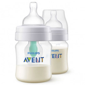 Philips Avent Anti Colic Bottle with Airfree Valve 125 ml 2 pieces
