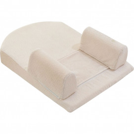 Kikkaboo Memory pillow with positioner Beige Velvet