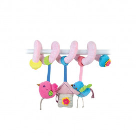 "Lorelli Toys Spiral toy ""Sweet home"""