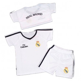 N/A Children's sports kit REAL MADRID (62 to 170 cm) White
