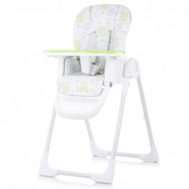 Chipolino High chair SWEETY Lime