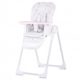 Chipolino High chair SWEETY Orchid