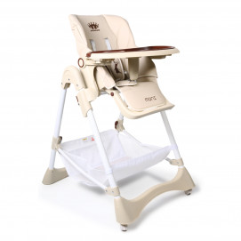 Moni High Chair CHOCOLATE Beige