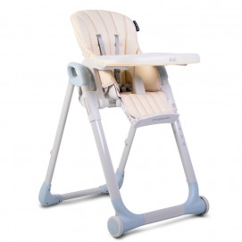 Cangaroo High chair I EAT Beige