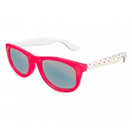 Visiomed  Sunglasses Miami Kids 4-8 years Pink on colored dots 2018
