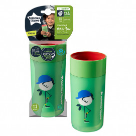 Tommee Tippee 360° Insulated Easiflow Cup Green 250ml 12+months