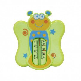 Lorelli Thermometer bathroom Butterfly green