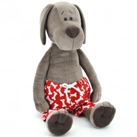 Orange Toys The dog Cookie in pants 35 cm.