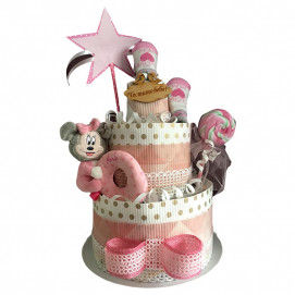 Alma Diaper cake MINNIE MOUSE Baby