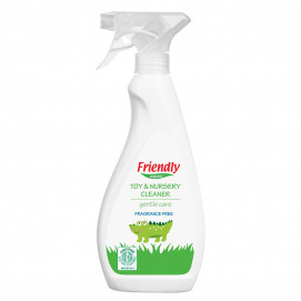 Friendly Organic Universal cleanser for toys and accessories 500ml.