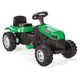 Pilsan Kids pedal tractor ACTIVE Green