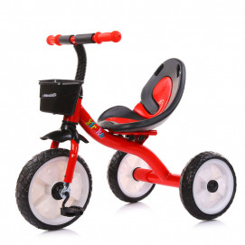 Chipolino Kid's toy tricycle STRIKE Red