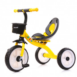 Chipolino Kid's toy tricycle STRIKE Yellow