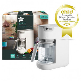 Tommee Tippee Steamer and blender QUICK-COOK TT.0199