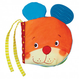 Fiut Cheerful Bear cloth book