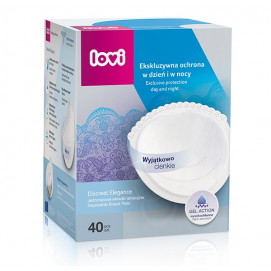 Lovi Disposable Breast Pads (40) Lovi