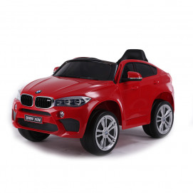 Moni Rechargeable car BMW X6M red